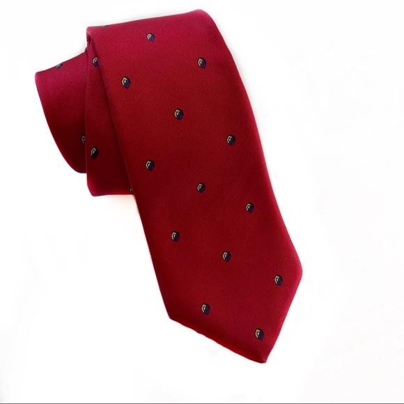 1324aefa1df7 Yves Saint Laurent Accessories   Vintage Silk Slip Stitch Tie   Poshmark